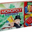 Monopoly Electronic Banking Board Game 2-4 Players Indoor Game Age 8+