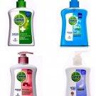 Dettol Hand wash  Germ Protection  Original/Skincare/Sensitive/Cool  215ML