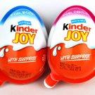 Kinder Joy    Chocolate   For Girls/Boys   20GM  Choose from 1/6/12/24/48 packs