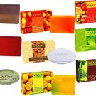 Vaadi Herbals Body Soap Choose from 17 Variants 75 Gm Each Skin Care