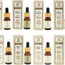 KHADI NATURAL ESSENTIAL OIL 10 ML ESSENCE OF HERBS  CHOOSE FROM 12