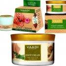 Vaadi Herbals Foot Cream Choose from 30Gm/ 150Gm/ 500Gm Skin Care