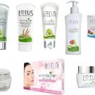 Lotus Herbal Skin Care White glow Range Choose From 9 Variants All Skin Type