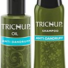 Trichup Anti Dandruff Oil 100ml / Shampoo 200ml Hair Care