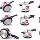 Hawkins Pressure Cookers  Hevibase  Indian Cooker  Choose From 6