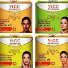 VLCC Ayurveda Facial Kit Choose from 4 Variants 50 Gm Skin Care