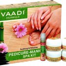 Vaadi Herbals Pedicure-Manicure Spa Kit Choose from 135 Gm/ 640 Gm Skin Care