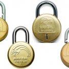 Godrej Nav Tal Shutter And Grill Door Locks (Brass) with 2 keys Choose From 4