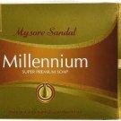 Mysore Sandal Millennium Soap  150 GM  Super Premium Soap  Sandalwood Soap