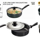 Hawkins Futura Saute Pans Nonstick Choose From 6