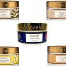 Forest Essential Velvet Silk Body Creams 5 Variants 200 Gms Each