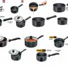Hawkins Futura Saucepans Hard Anodised & Nonstick Choose From 13