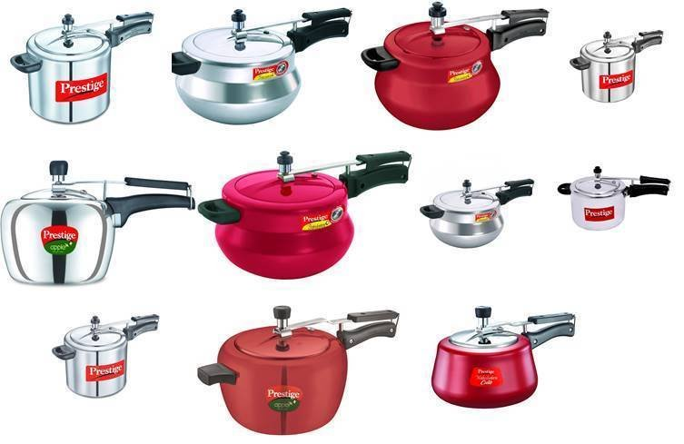 Prestige  Pressure Cookers  Inner Lid Junior Aluminium Choose From 11