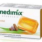 30 Medimix Soap 125gm / 4.40 oz Real Ayurveda  With Sandal & Eladi Oils