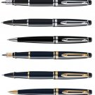 Waterman Paris Expert Mars Black Pens GT / Mars Black CT Choose From 8