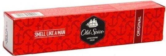 Old Spice  Shaving Cream  70 GM Original / Musk / Fresh Lime
