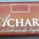 Acharya Agarbatti  Nandita  50 GM  Hand Rolled  Incense Sticks