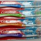 ToothBrush  Colgate Toothbrush Super Flexi 4 Tooth brush  Soft Bristles