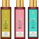 Forest Essential Hair Care Hair Cleansers & Shampoos 3 Variants 200 Ml Each