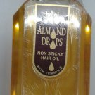 Bajaj Almond Drops  500 ML Bajaj Almond with Vitamin E Non-Sticky Hair Oil