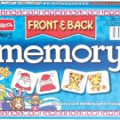 Funskool Memory Front & Back Educational Games Players 2-4 Age 6+