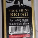 Kiwi Shoe Brush  1 Brush Leather Shoe Shine Brush  Kiwi