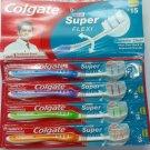 ToothBrush  Colgate Toothbrush Super Flexi 4 Tooth brush Medium Bristles