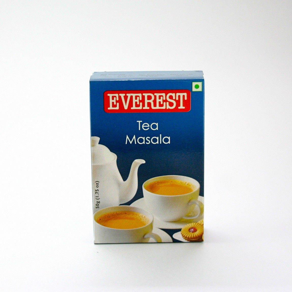 Everest Tea Masala 50 gm (1.75 oz)  Tea Flavouring Tea Spice