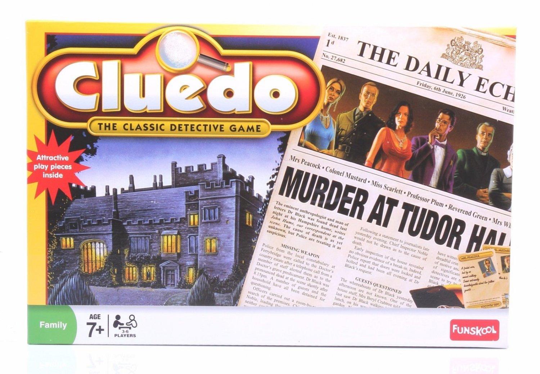 Funskool Cluedo Strategy & War Games Players 3-6 Age 7+