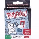Funskool Pictureka Card Game 2 or More Players Age 6+ Family Travel Game