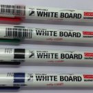White Board Marker  4 color set  Blue / Black / Red / Green  White Board Pens