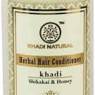 Khadi Natural 4 X 210 ML Shikakai & Honey Hair Conditioner- SLS & Paraben Free
