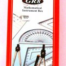 Faber-Castell  Mathematical Instrument Box  Geometry Box  Compass Divider