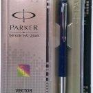 Parker Vector Standard  Ball Pen  Body Color Blue