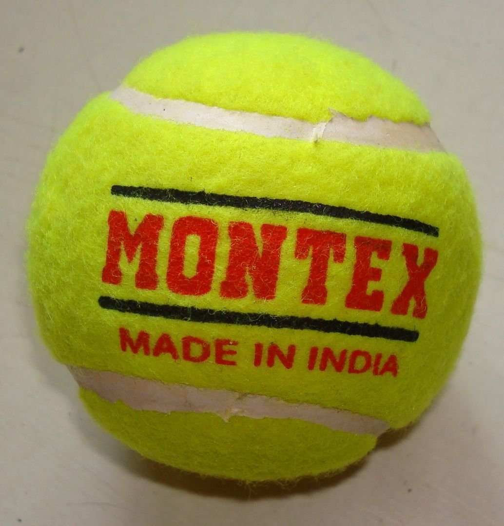 Cricket Tennis Ball Ideal for non-professional Cricket Shipped from India