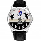 FRENCH PETANQUE BOULES FOLK SPORT COLLECTIBLE WRIST WATCH