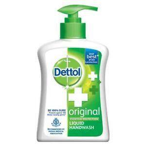 Dettol Hand wash Coronavirus Covid19 Germ Protection Original/Skincare/Sensitive/Cool 215ML