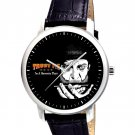 TRUST ME! I AM A HARMONICA PLAYER. SUPERB BLUES ART COLLECTIBLE 40mm WRIST WATCH