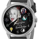 THE IMAGINATION WATCH, ALBERT EINSTEIN, BEAUTIFUL GIFT SCIENCE GIFT IN WOODBOX