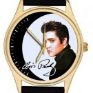 ELVIS PRESLEY VERY RARE BABY FACE ART GRACELAND COLLECTORS EDITION WRIST WATCH