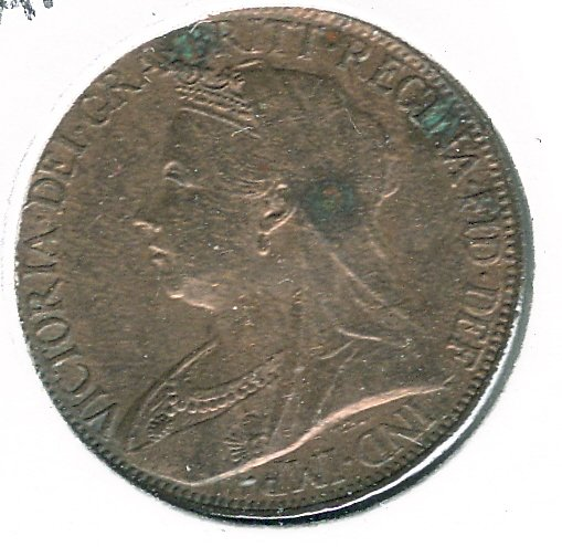 1895 OH UNC