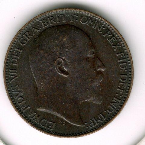 1909 CH UNC