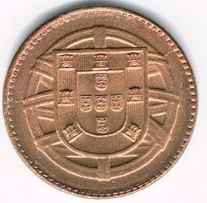 1918 1 Cent BUNC