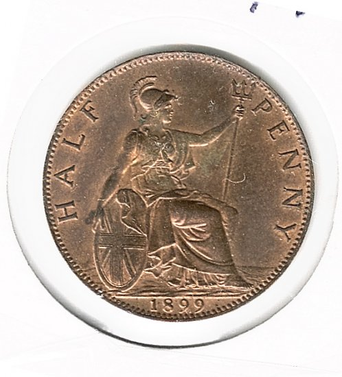 1899 UNC