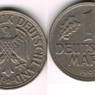 1967-D 1 Deutsche Mark XF