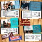 Why Don't We Birthday Candy Bar Wrappers 10 ea Personalized