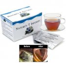 COLON CLEANSE NATURAL DETOX HERBAL TEA NATURE'S T INFUSION UNICITY 30 TEA BAGS