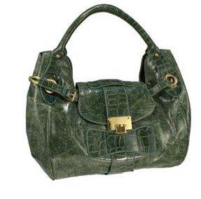 Exotic Croc Handbag