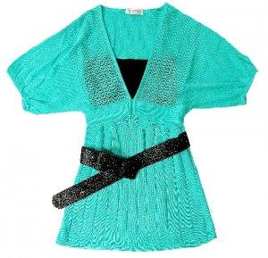 GREEN HARRIET DRESS