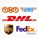 fast shipping via DHL/EMS/FEDEX/UPS/TNT